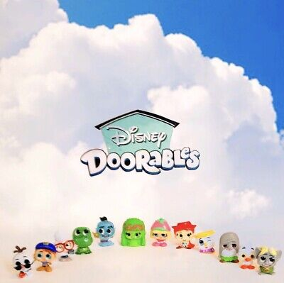 Disney Doorables Series 1 & Series 2