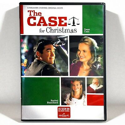 The Case For Christmas (DVD, 2011, Widescreen)  Like New !  Dean Cain