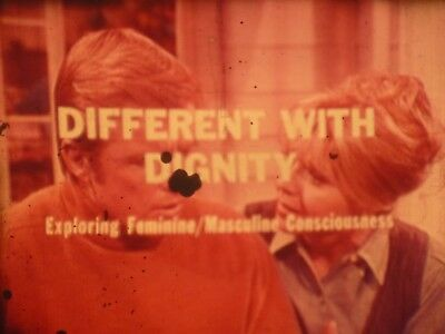 Different With Dignity 1973 16mm short film