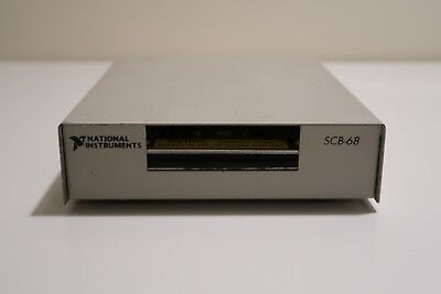 National Instruments SCB-68, 182469-01B Breakout Box