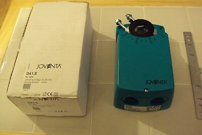 JOVENTA (NEW)      DA1.S Rotary Electric Actuator AC/DC24V