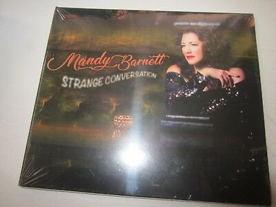 "Mandy Barnett ""Strange Conversation' CD 2018 release from peerless Nashvillean"