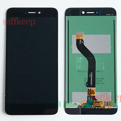 Black For Huawei P8 Lite 2017 PRA-LX1 Touch Digitizer LCD Display Glass Assembly