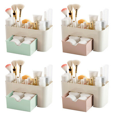 Women Makeup Case Storage Organizer Box Drawer Cosmetic Holder Perfume Jewellery