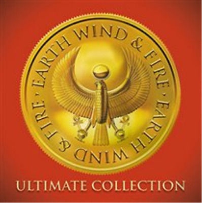 Earth, Wind & Fire-Ultimate Collection CD NEW