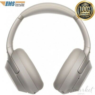 SONY Headphone WH-1000XM3 S Wireless Noise Canceling Bluetooth High Reso Sealed