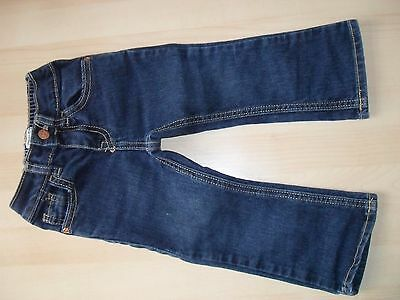 JEANS trousers BABY GIRL 18-24m stretch. EST.89