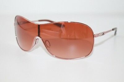e95d6eb9c8b Oakley Collected Sunglasses OO4078-02 Rose Gold W  VR50 Brown Gradient Lens