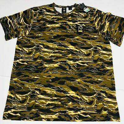 7f8b1138f830b PUMA X XO The Weeknd Graphic Tee Shirt T Camo Camouflage AOP Medium M  575351-51