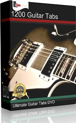 Radiohead 303 Pixies 183 Guitar Tabs Software Lesson Cd 118