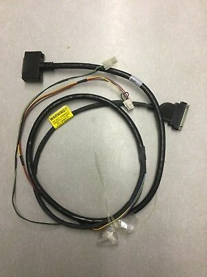 New GE M/A COM Harris Orion Control Head Option Cable 19B802554P7