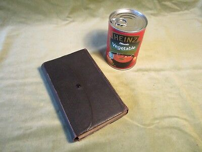 """""""CHEIRON"""" 1914 MEDICAL DIRECTORY & DIARY by BURROUGHS WELLCOME & CO."""