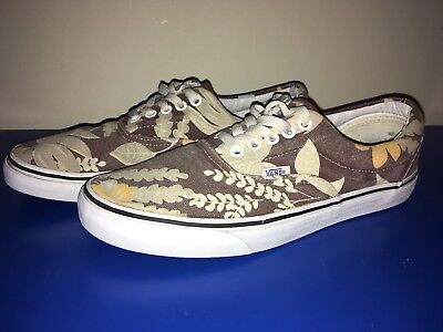 4128e5b1acfc36 VANS ERA VAN Doren Aloha Hawaiian And Maroon Unisex Vans UK 7 US 8 ...