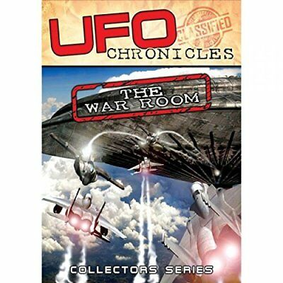 Ufo Chronicles: The War Room-Ufo Chronicles: The War Room Dvd New
