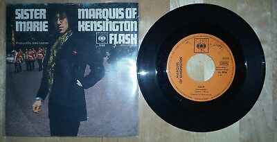 MARQUIS OF THE KENSINGTON**flash**sister marie