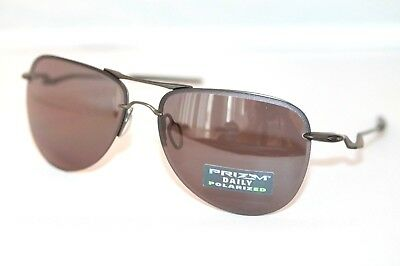 3d1bae8b748 Oakley Tailpin POLARIZED Sunglasses OO4086-04 Carbon W  Prizm Daily  Polarized