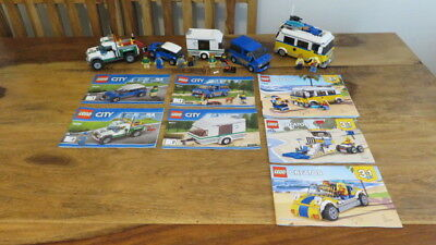 Lego Creator City 31079 60081 60117 Car Truck Van No