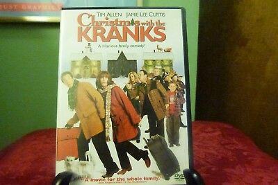 Christmas with the Kranks (DVD, 2005) Vg  Condition