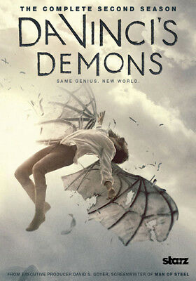 Lions Gate Home Ent D61612D Da Vincis Demons-Complete 2Nd Season (Dvd/3 Disc)