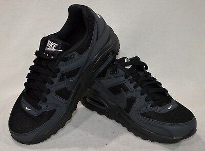 Nike Air Max Command Flex (GS) Black/Anthracite/Wh Boy's Sneakers-Asst Sizes NWB