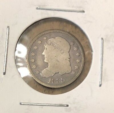1835 H10C Capped Bust Half Dime. Make An Offer Today!!!!