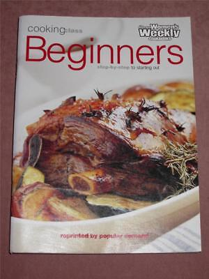 Womens Weekly Cookbook Cooking Recipe Chef, Cooking Class Step By Step Beginners