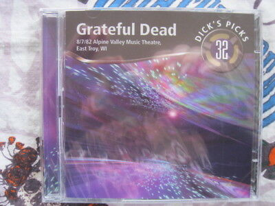 Grateful Dead Dick's Picks Vol 32 Original GD Issue Brand New Sealed