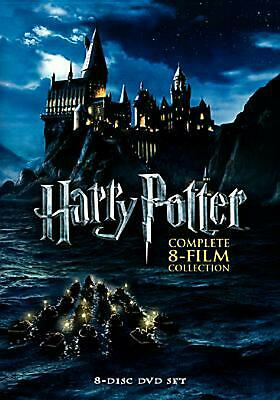 Harry Potter:comp Coll Years 1-7 - DVD Region 1 Free Shipping!