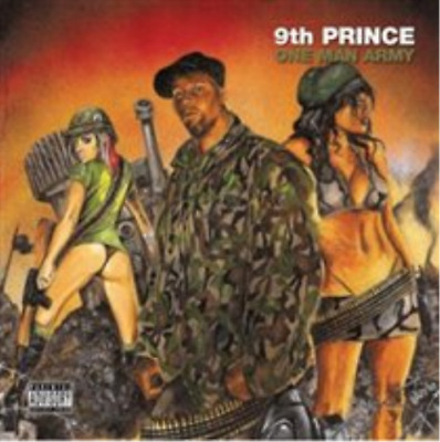 9th Prince-One Man Army CD NEW