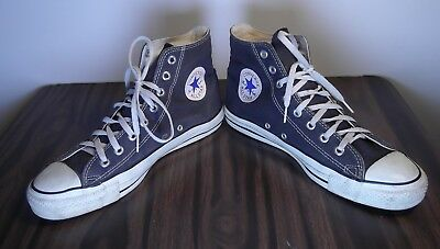 4815a86348fd VINTAGE CONVERSE CHUCK Taylor All Star High Top men s size 9 Made in ...