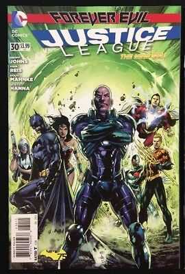Justice League #30 1st Full App of Jessica Cruz New Green Lantern Corps Nice NM