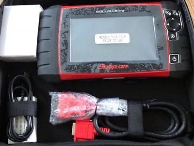 Snap-on SOLUS Ultra Full function Scan Tool 18.2 NEW