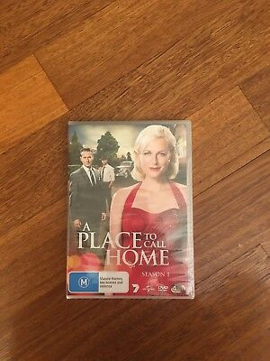 A Place To Call Home Season 1 (DVD, 4 Disc Set, R4) BRAND NEW.