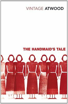 The Handmaid's Tale by Margaret Atwood Paperback Book
