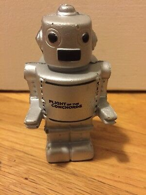 Flight Of The Conchords - Promotional Stress Ball Reliever Robot Figure