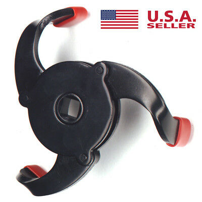 Universal Two Way 3 Jaw Auto-Adjust Oil Filter Wrench 55-100mm Range WX