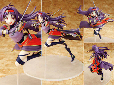 Anime Sword Art Online Konno Yuuki Collectible Jouets Figurines Statues 18cm
