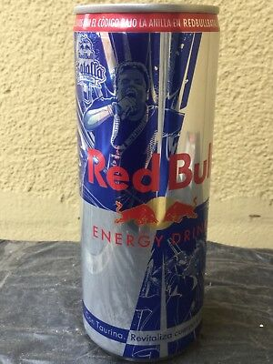 Red Bull FULL can lata dosen canette La Batalla de los Gallos NEW MODEL Spain