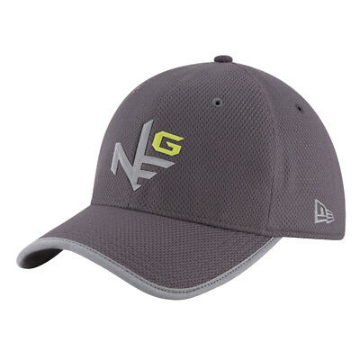 bfdb580e9da New New Era Contour Stretch Flash Neg Tee Golf Cap Graphite Small medium