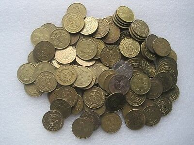 Lot of 40 Chuck E Cheese Tokens Coins