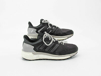 9c3b694eb4fd9 Adidas Boost Supernova ST Women Gray Athletic Running Shoes Size 6M Pre  Owned JJ