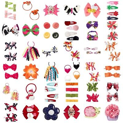 NWT GYMBOREE Hair Clip Bow Barrettes Many Lines Choose Style