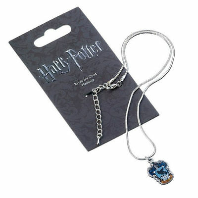 "Bn Official Harry Potter Necklaces ""ravenclaw"" Hufflepuff Hedwig Slytherin"