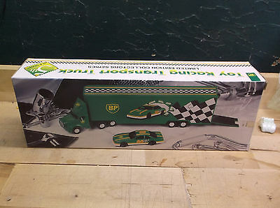 BP, Toy Racing Transport Truck, Limited Edition Collectors Series,