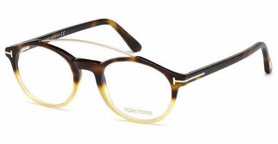 bb15d16a2a2 Tom Ford TF5455 056 Havana RX Eyeglasses 50MM NWT AUTH FT5455