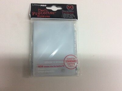 Sealed Ultra-PRO Deck Protector Sleeves 66mm X 91mm Pack of 50