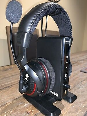 Turtle Beach Ear Force PX5 Programmable Wireless 7.1 Surround Gaming Headset VGC