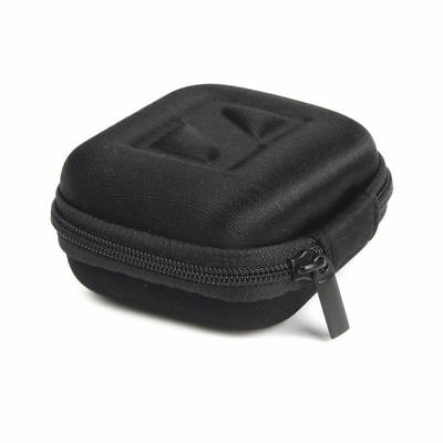Mini Carrying Storage Bag Pouch Hard Case For Earphone Headphone Earbud Headset