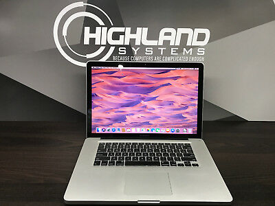 APPLE MACBOOK PRO 15 PRE-RETINA QUAD CORE i7 / 16GB RAM / 500GB SSD / WARRANTY