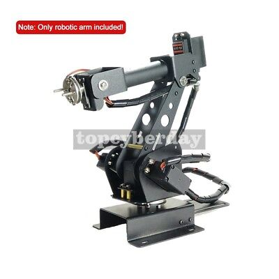 6-Axis Industrial Mechanical Arm Robot Arm 6 DOF Robotic Arm Only Arm Bracket